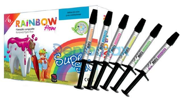 rainbow flow power six cerkamed