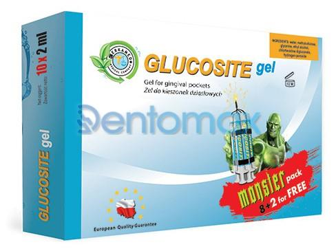 Glucosite Gel Monster Pack 10 x 2ml